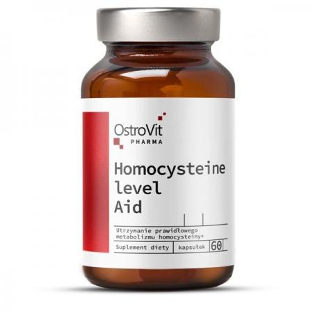 OstroVit Pharma Homocysteine Level Aid, 60 капсул